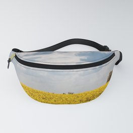 Field of Rapeseed Fanny Pack