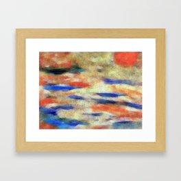 kaleidescope dreams Framed Art Print
