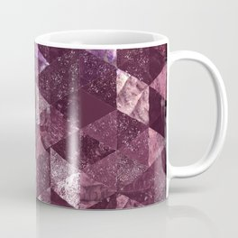 Abstract Geometric Background #24 Coffee Mug