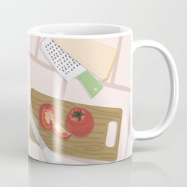 Kitchen Table Coffee Mug