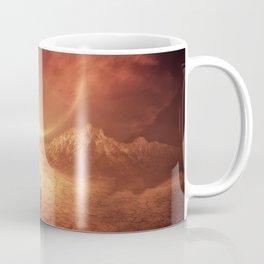 walk on the Red Planet Coffee Mug