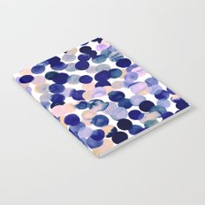 Gracie Spot Pale Purple Notebook