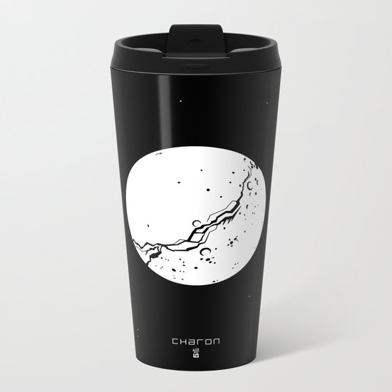 CHARON Metal Travel Mug