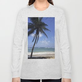Palm Breeze Long Sleeve T-shirt