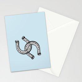 Horseshoes Stationery Cards