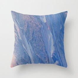New Ice Light Throw Pillow