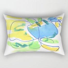 Edge of the Water Rectangular Pillow