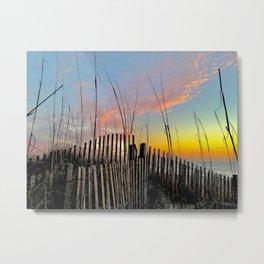 Bright Sunrise Metal Print