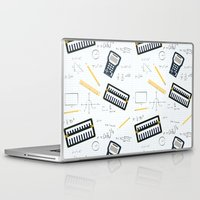math Laptop & iPad Skins featuring Math by S. Vaeth