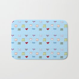 Undies Bath Mat