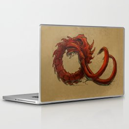 Bio-Elephant Skull Laptop & iPad Skin