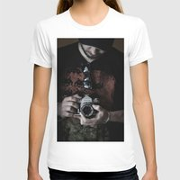 photographer T-shirts featuring photographer by caporilli