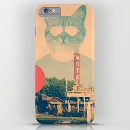 Cool Cat iPhone Case