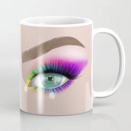 Rainbow Make-up Coffee Mug
