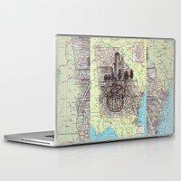 georgia Laptop & iPad Skins featuring Georgia by Ursula Rodgers