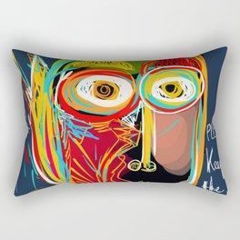Keep the funk alive Rectangular Pillow