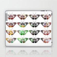 Butterflies - Digital Work Laptop & iPad Skin
