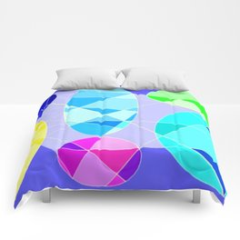 Color ludens 2 Comforters