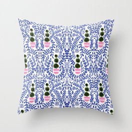 Southern Living - Chinoiserie Pattern Throw Pillow