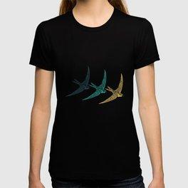 Bird Native birds songbird swallow gift T-shirt