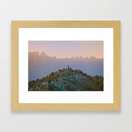 """Untitled"" Framed Art Print"