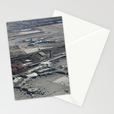 Airport Stationery Cards
