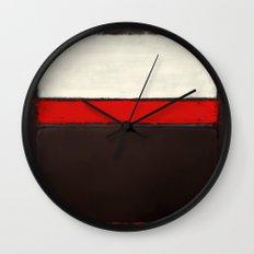 Hades #1 Wall Clock