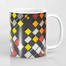 Breakout Pattern Coffee Mug