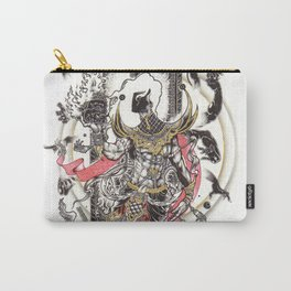 The Giant Mask Carry-All Pouch