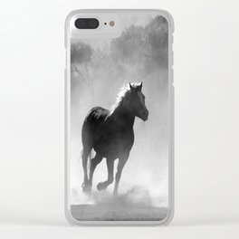 Wild Clear iPhone Case