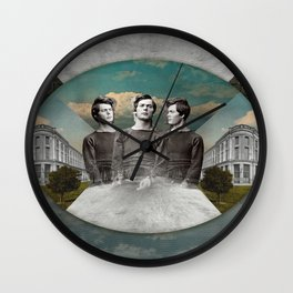 Lewis Powell Wall Clock