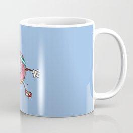 Dunking Donut Coffee Mug