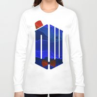 doctor Long Sleeve T-shirts featuring Doctor by foreverwars