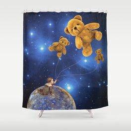 DON'T LET IT GO...  Shower Curtain