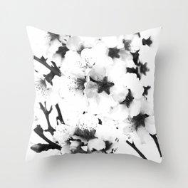 Sakura XV Throw Pillow