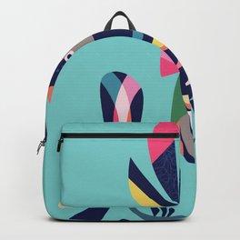 Black Cookatoo Backpack