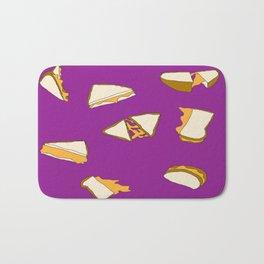 Grilled Cheese Bath Mat