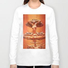 Atomic DJ Long Sleeve T-shirt