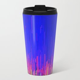 The levels are very hot Travel Mug