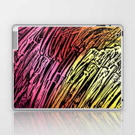 Abstract Mountains Laptop & iPad Skin