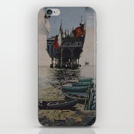 Harbor iPhone Skin