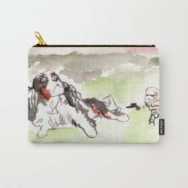 When Sand Trooper meet the Dog Carry-All Pouch