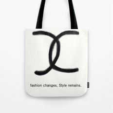 Fashion and Style Tote Bag