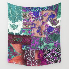 Tracy Porter / Poetic Wanderlust: Perfectly Imperfect (print) Wall Tapestry