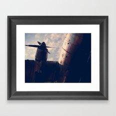 Airplane  Framed Art Print