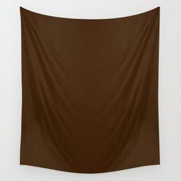 Dark brown Wall Tapestry