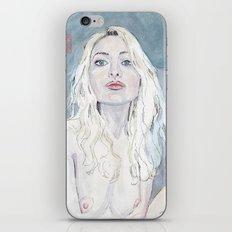 Theadora iPhone & iPod Skin