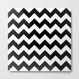Black Lodge - Twin Peaks Metal Print