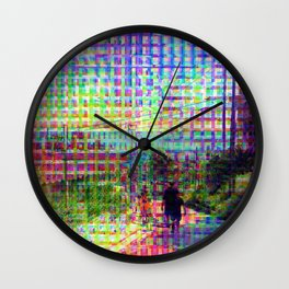 Equations involving a consequence of sequences. 03 Wall Clock