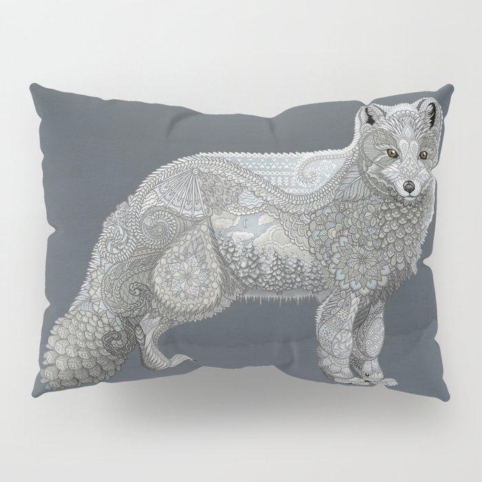Arctic Fox Pillow Sham